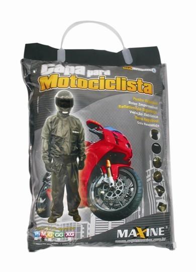 Capa Para Motociclista Maxine - P