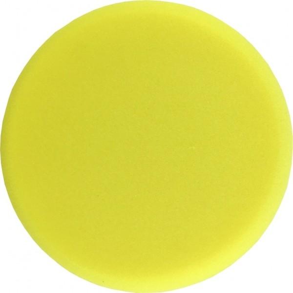 Boina De Espuma Amarela Buff and Shine 7,5 pol