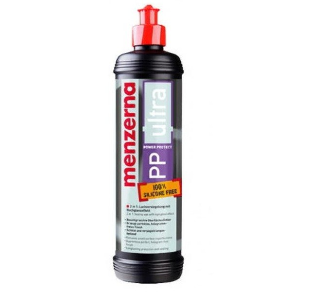 Power Protect PP Ultra  Menzerna (500Ml) - Selante E Lustrador Auto Brilho 2 Em 1