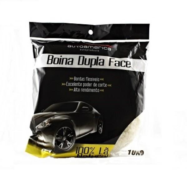 Boina Dupla-Face De La Branca 8 pol Autoamerica
