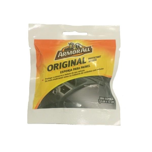 Esponja Umedecida Para Limpeza -Original Protectant Sponge Armorall