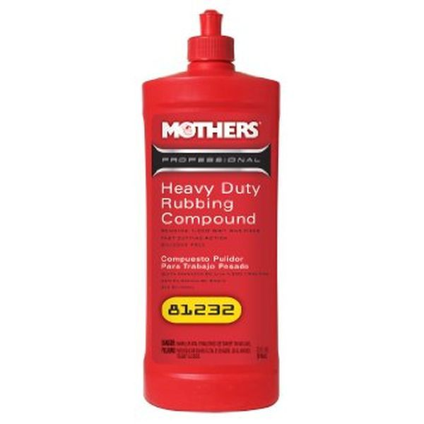 Polidor Professional Heavy Duty Rubbing Compound Mothers 946ml