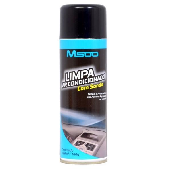 Limpa Ar Condicionado com sonda 300ml M500