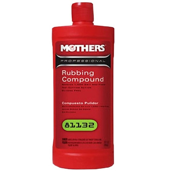 Polidor Professional Rubbing Compound Mothers 946ml