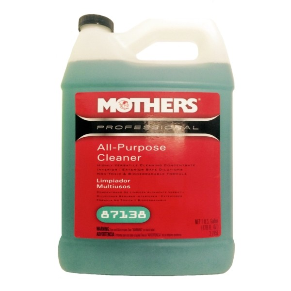Limpador Multi Uso All-Purpose Cleaner 87138 Mothers 3,78L