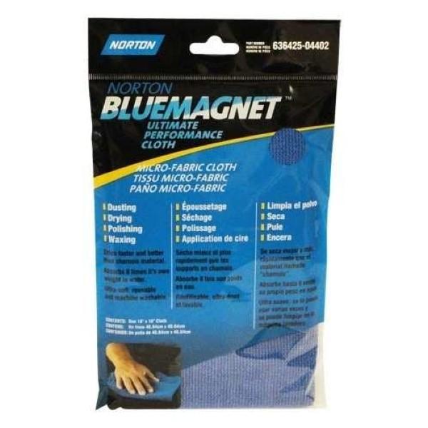 Flanela de Microfibra Azul Blue Magnet Norton 40x40