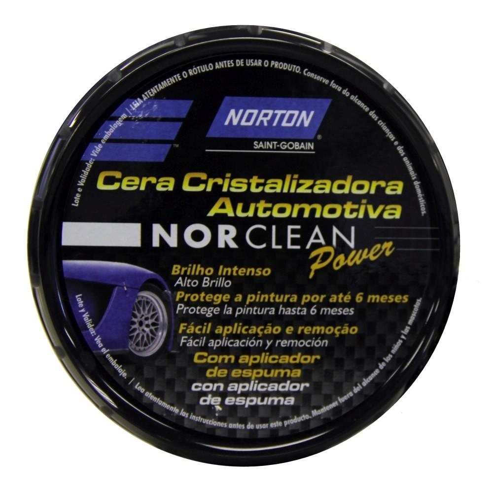 Cera Cristalizadora Norclean 100g Norton