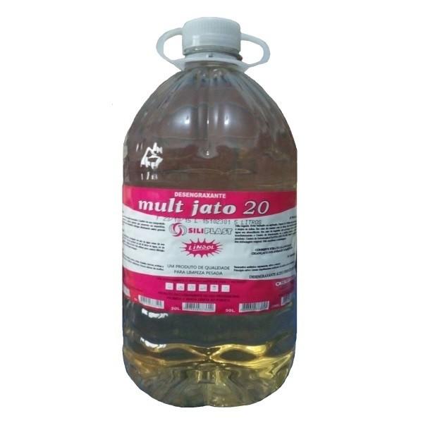 Desengraxante Mult Jato 20 Siliplast 5L