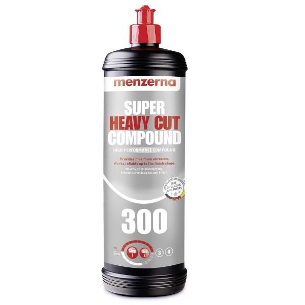 Polidor Super Heavy Cut Compound 300 Menzerna 1L