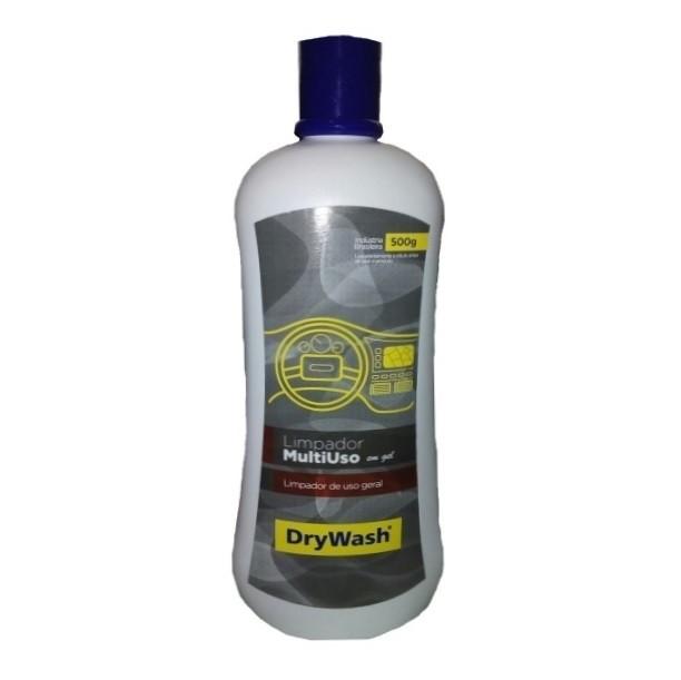 Limpador Multiuso em Gel 500g Drywash