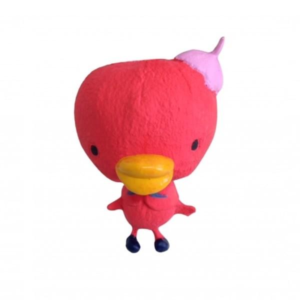 Brinquedo de Latex para Caes - Patinho com gravatinha Petlike