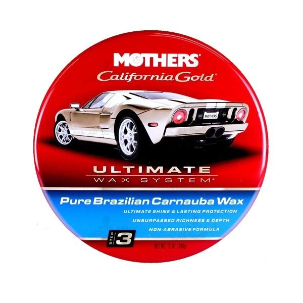 Cera De Carnauba Pura Ultimate Wax 340g Mothers