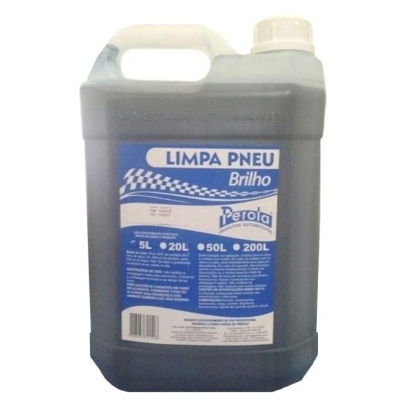 Limpa Pneu Brilho Perola 5L