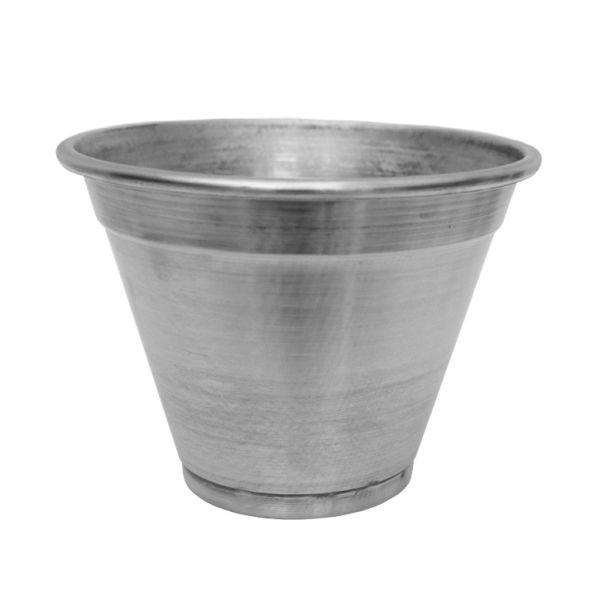 Balde de Aluminio Liso 6