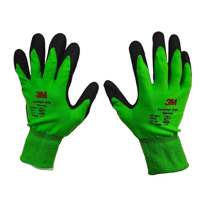 Luva Nitrilica Tamanho 9 Comfort Grip Gloves 3M