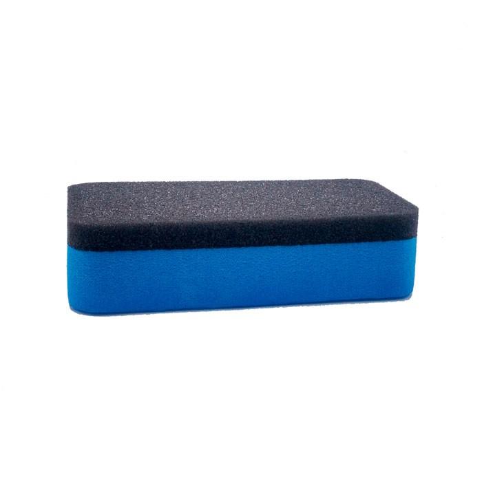 Esponja Pro Sponge Blue Threebond Aplicador de Vitrificador Ceramico