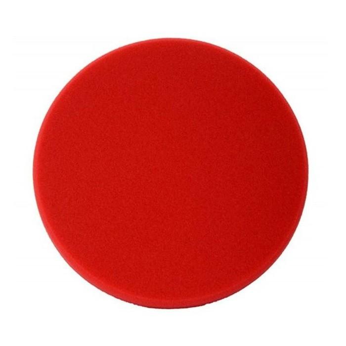 Boina de Espuma Heavy Cut Foam Pad Vermelho Corte Agressivo 7 pol Menzerna
