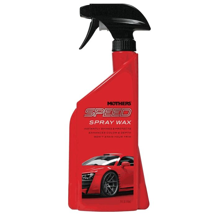 Speed Cera Spray Wax 710ml Mothers