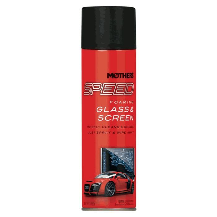 Speed Limpador de Vidros Spray Foaming Glass & Screen Mothers