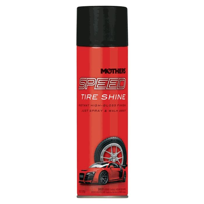 Speed Brilha Pneu Spray Tire Shine 425g Mothers