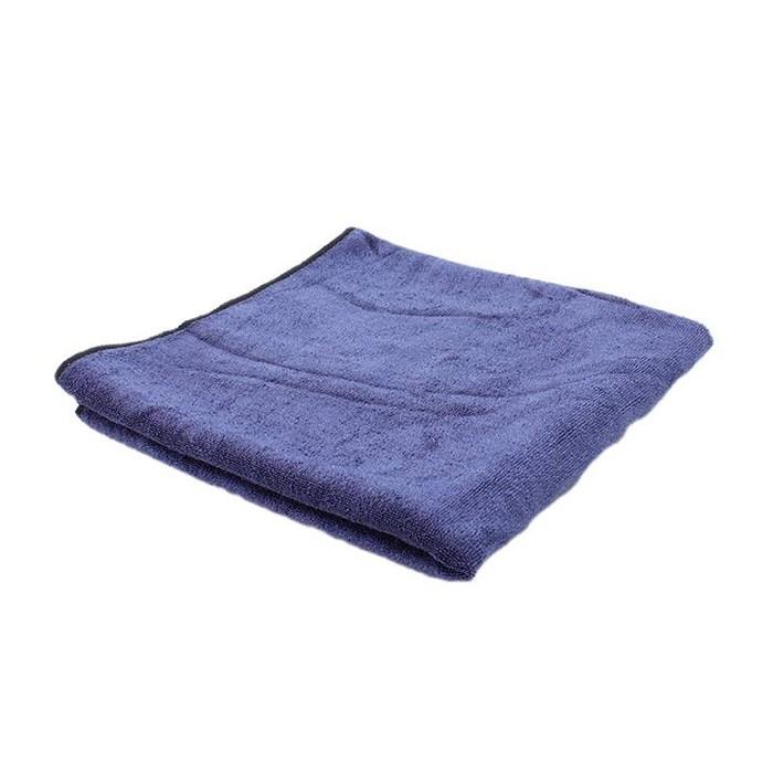 Toalha de Microfibra para Secagem 47X87cm 420Gsm Azul Escuro 4wash