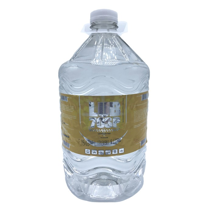 Vaselina Liquida Lub 70sp 5 Litros Siliplast