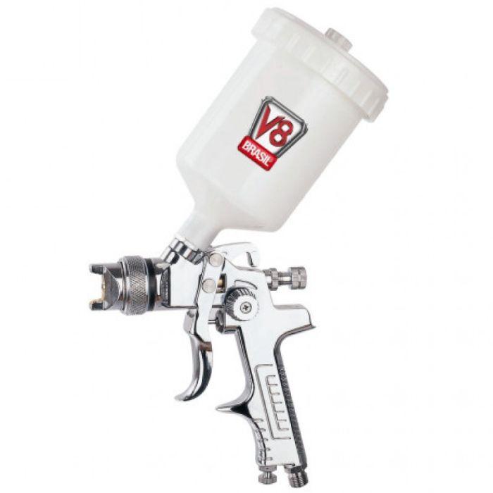 Pistola de Pintura Hvlp 8 Plus V8 Brasil