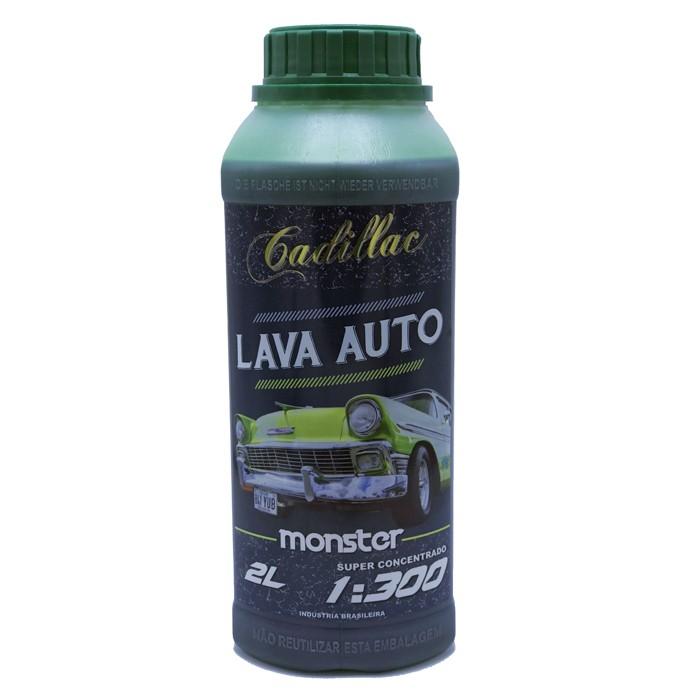 Lava Auto Monster 2 Litros Cadillac