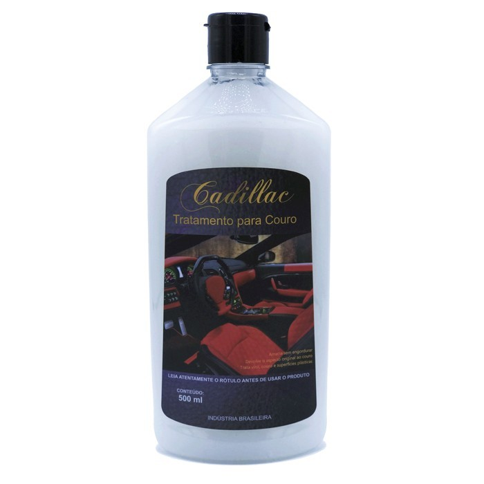 Hidratante de Couro 500ml Cadillac
