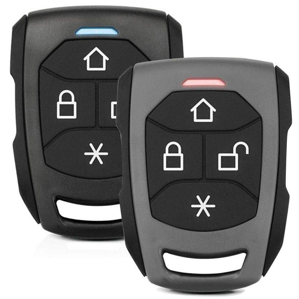 Alarme Automotivo Digital TW20 P G3 Taramps Sensor Presença