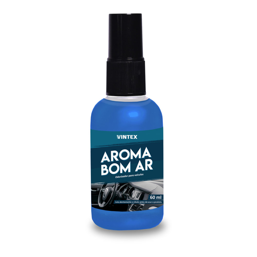 Aromatizante Spray Bom Ar 60ml Vintex by Vonixx