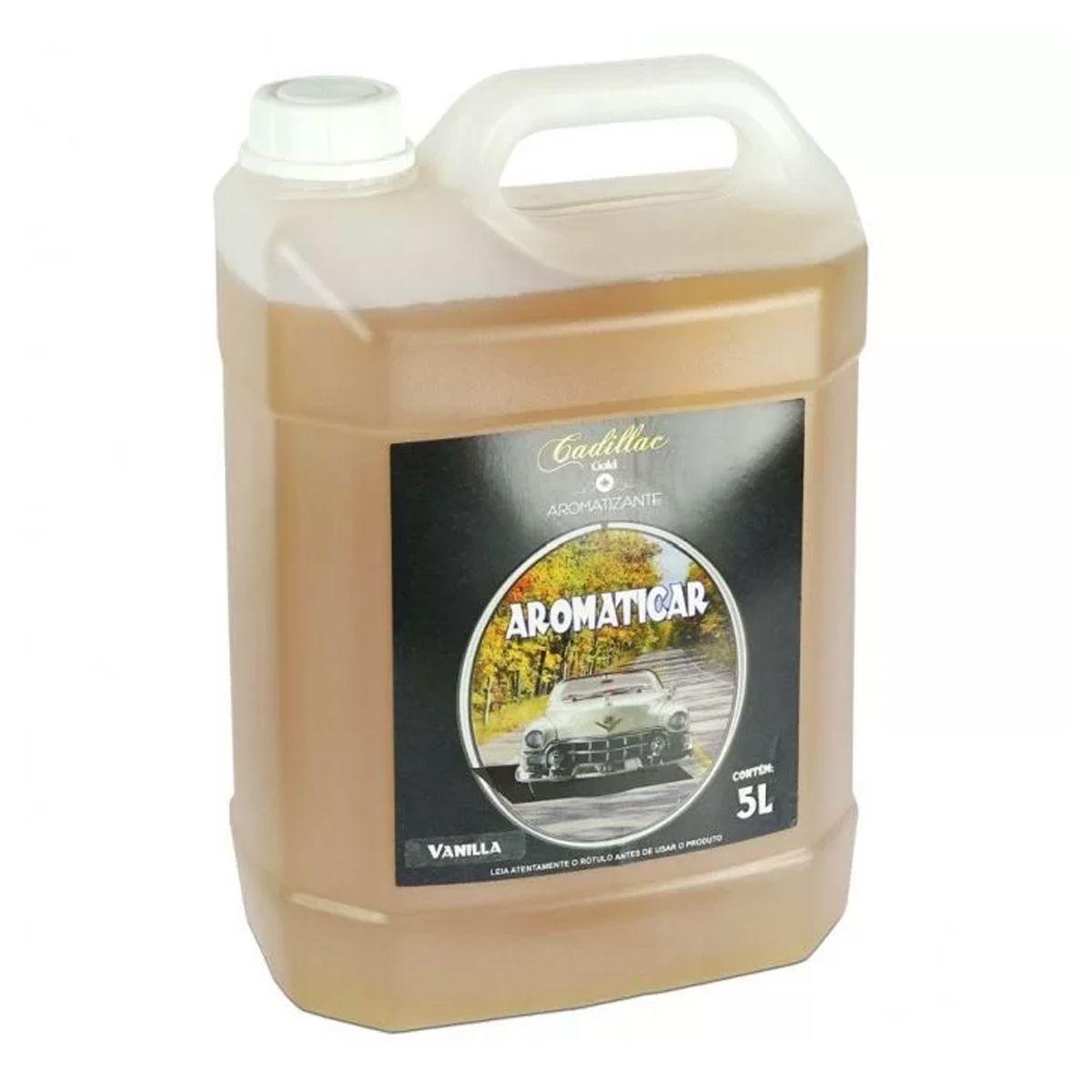 Aromatizante Vanilla - Aromaticar 5 Litros Cadillac