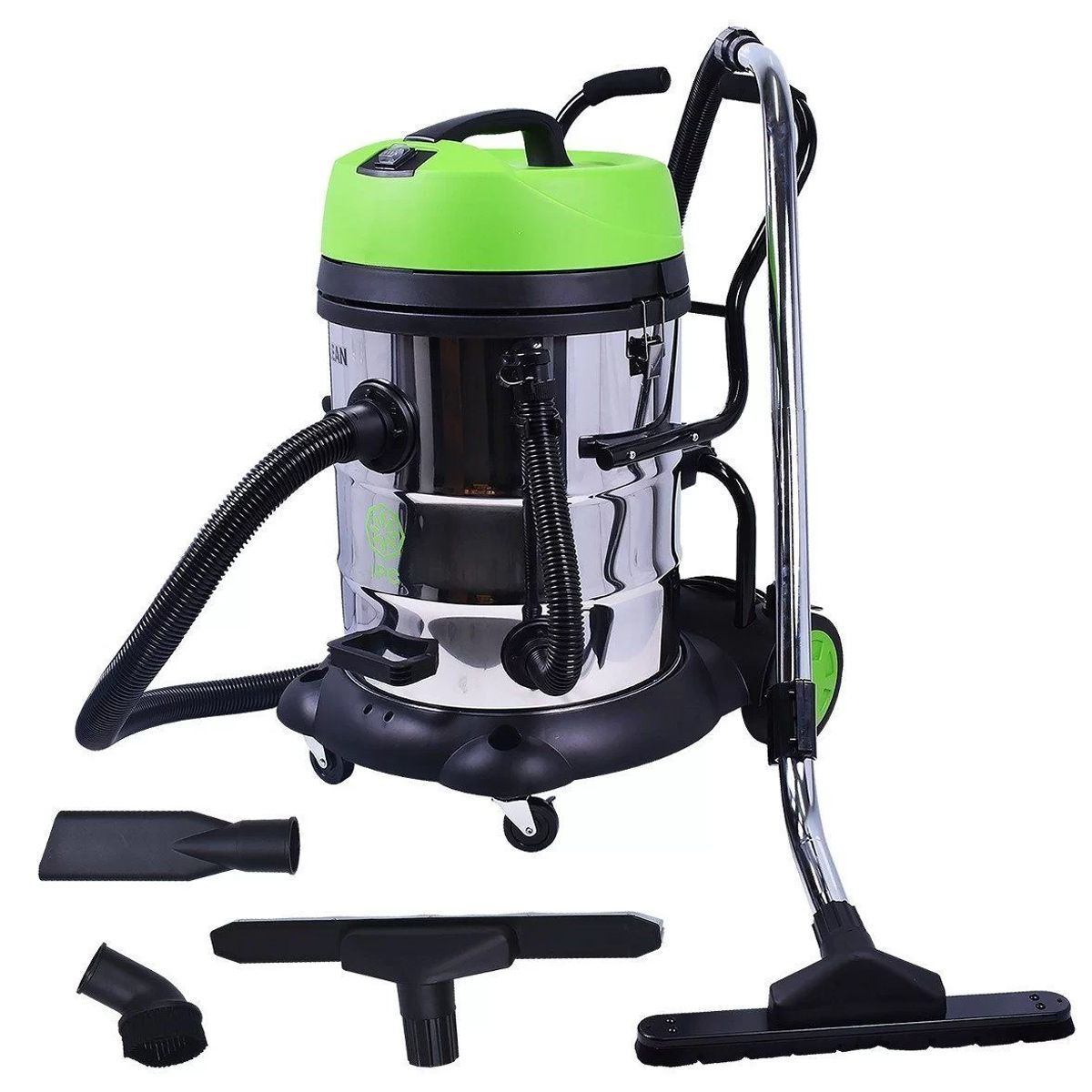Aspirador de Solidos e Liquidos 1200w Super Clean 127v Ipc Brasil
