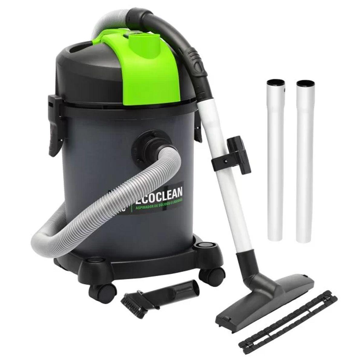 Aspirador Pó/líquidos 1200w 18l Ecoclean Ipc Soteco 220v