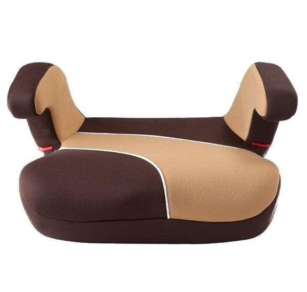 Assento Infantil Para Auto Top Confort Marrom - De 15 A 36Kg - KingX
