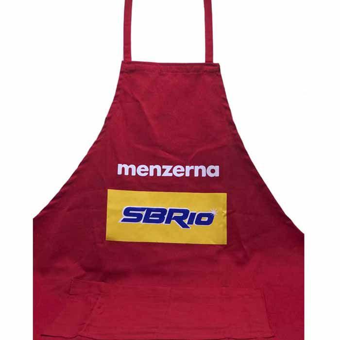 Avental Menzerna e SBRio