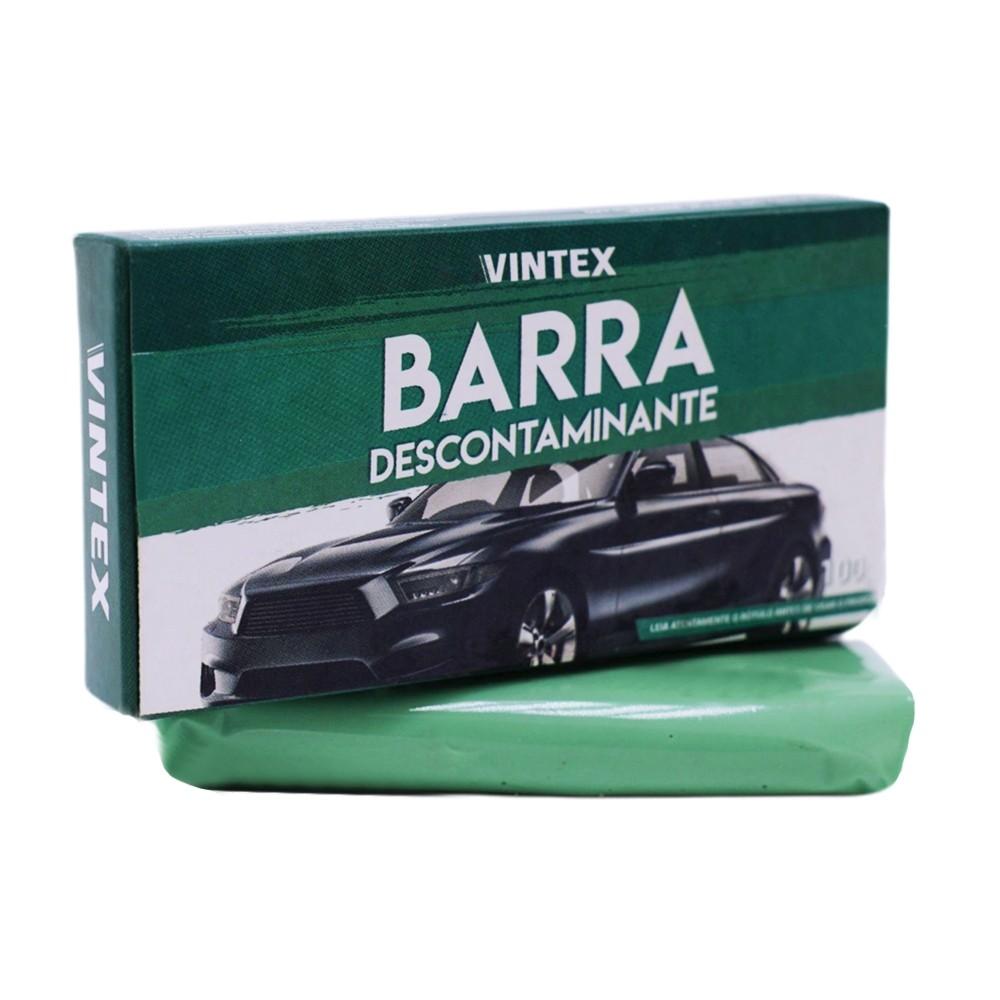 Barra Descontaminante V-bar 100g Vintex By Vonixx