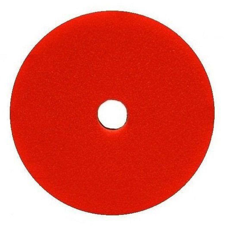 Boina de Espuma Heavy Cut Foam Pad Red 6 pol Menzerna
