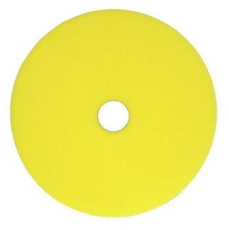 Boina de Espuma Medium Cut Foam Pad Yellow 6 pol Menzerna