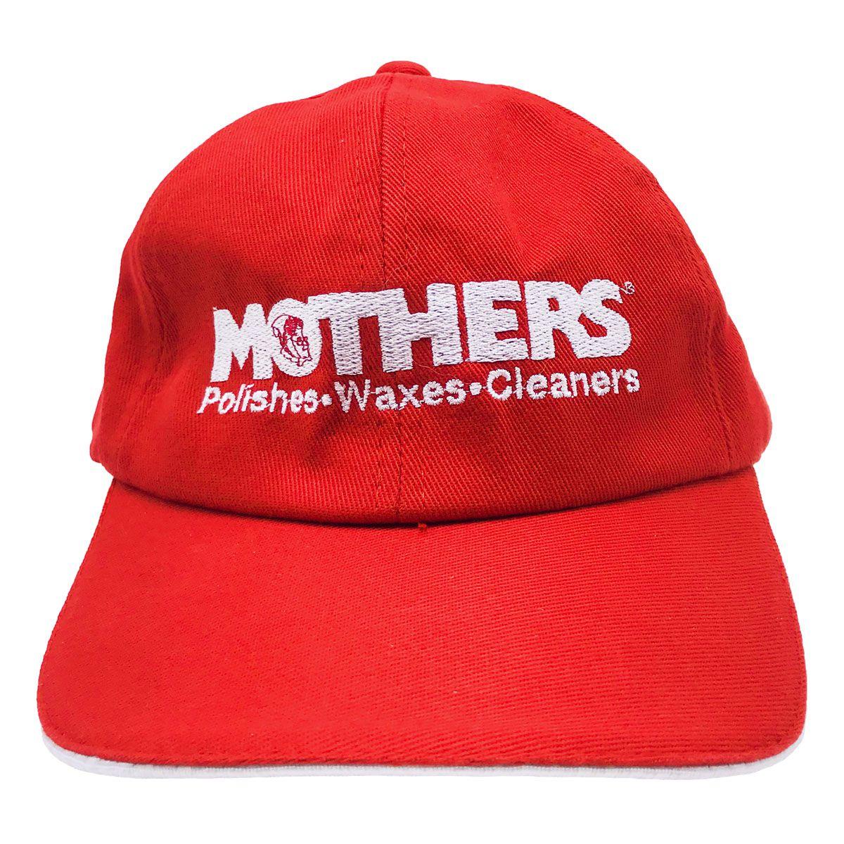 Boné Vermelho Mothers