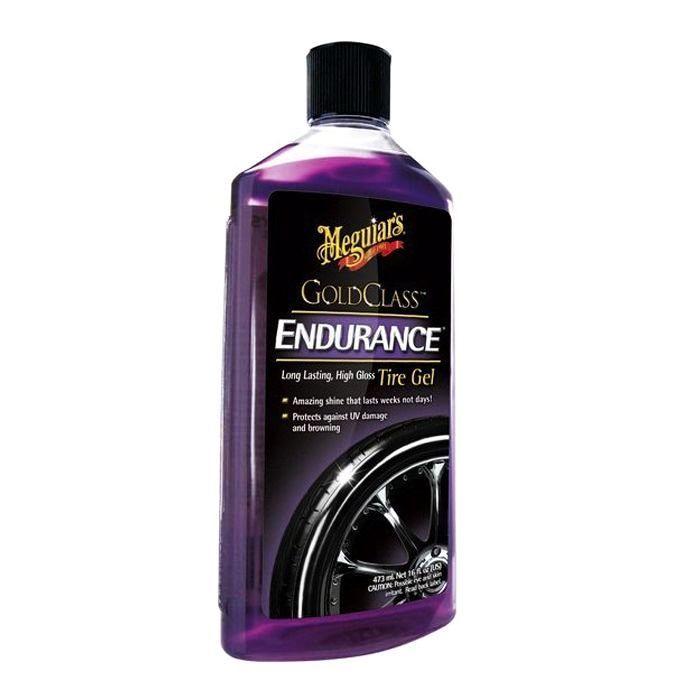 Brilha Pneu Endurance High Gloss Meguiars Frasco G7516
