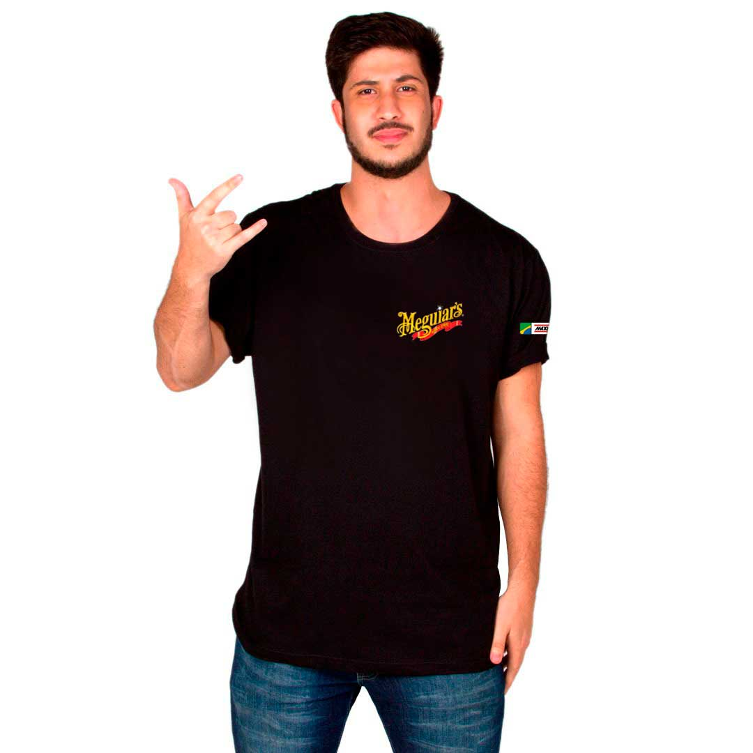 Camisa T-shirt Exclusiva Meguiars