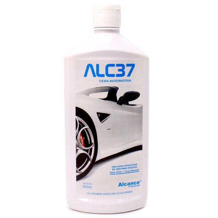 Cera Automotiva Alc37 500ml Alcance