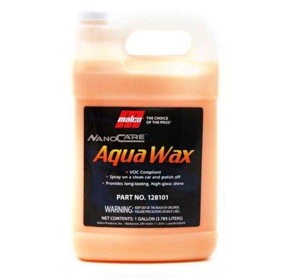 Cera Liquida Malco Nano Care Aqua Wax 3,78 Litros Malco