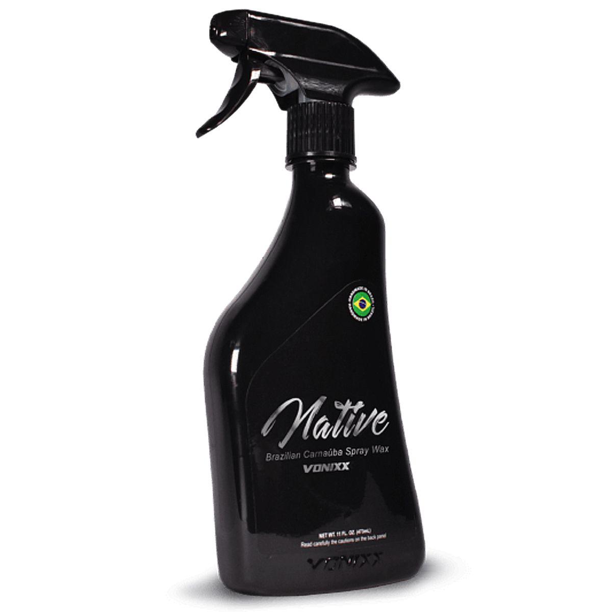 Cera Native Brazilian Spray+ Tok Final 500ml Vonixx