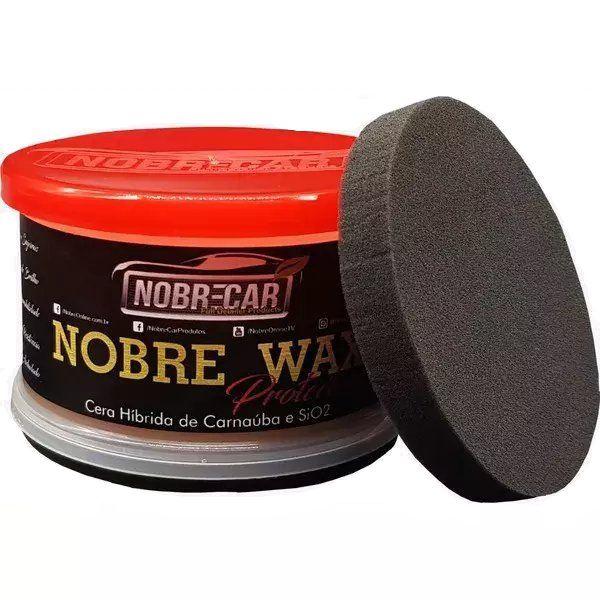 Cera Pasta Nobre Wax Protection 350g Nobre Car