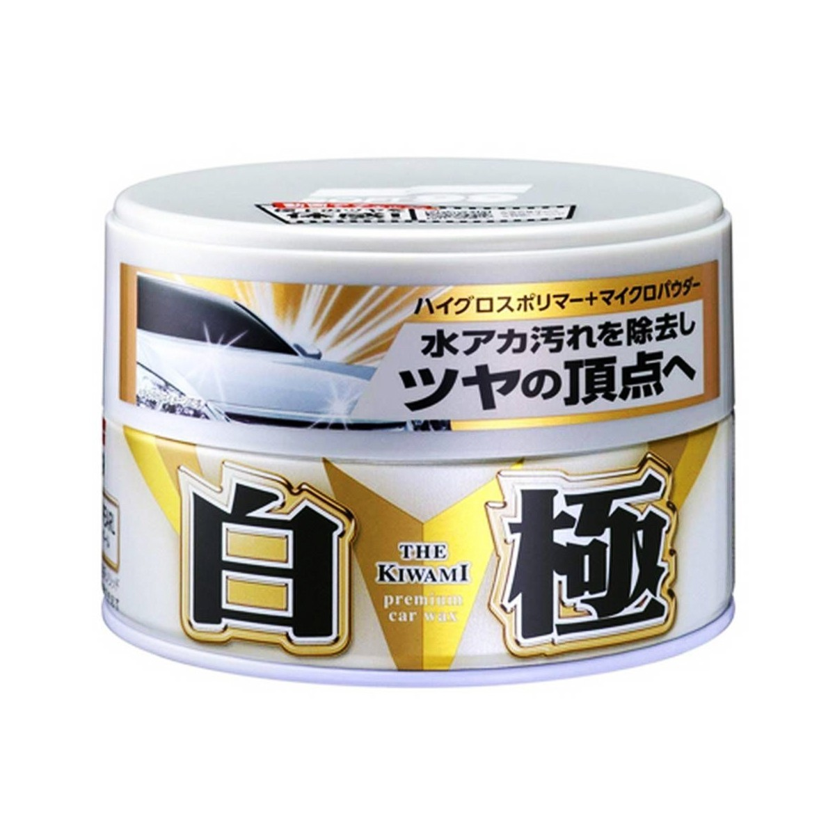 Cera Sintetica Extreme Gloss White 200g Soft99