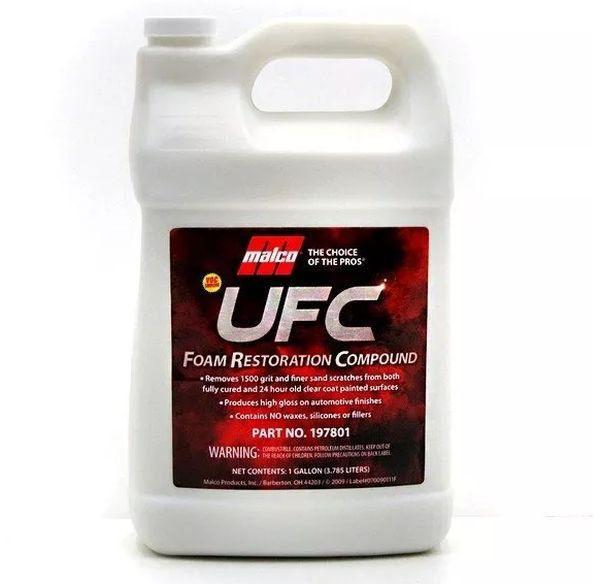 Composto Polidor Ufc Foam Pad Compound  3,78 Litros Malco
