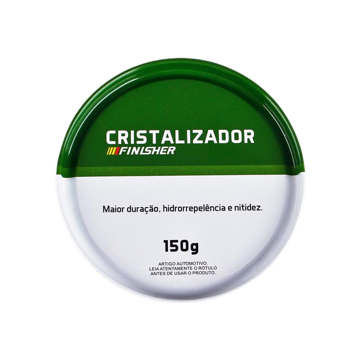 Cera Cristalizadora 150g Finisher
