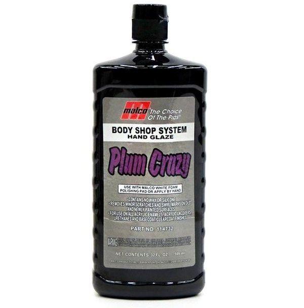 Cristalizador Plum Crazy Hand Glaze 946ml Malco